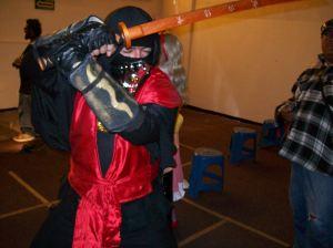 un ninja