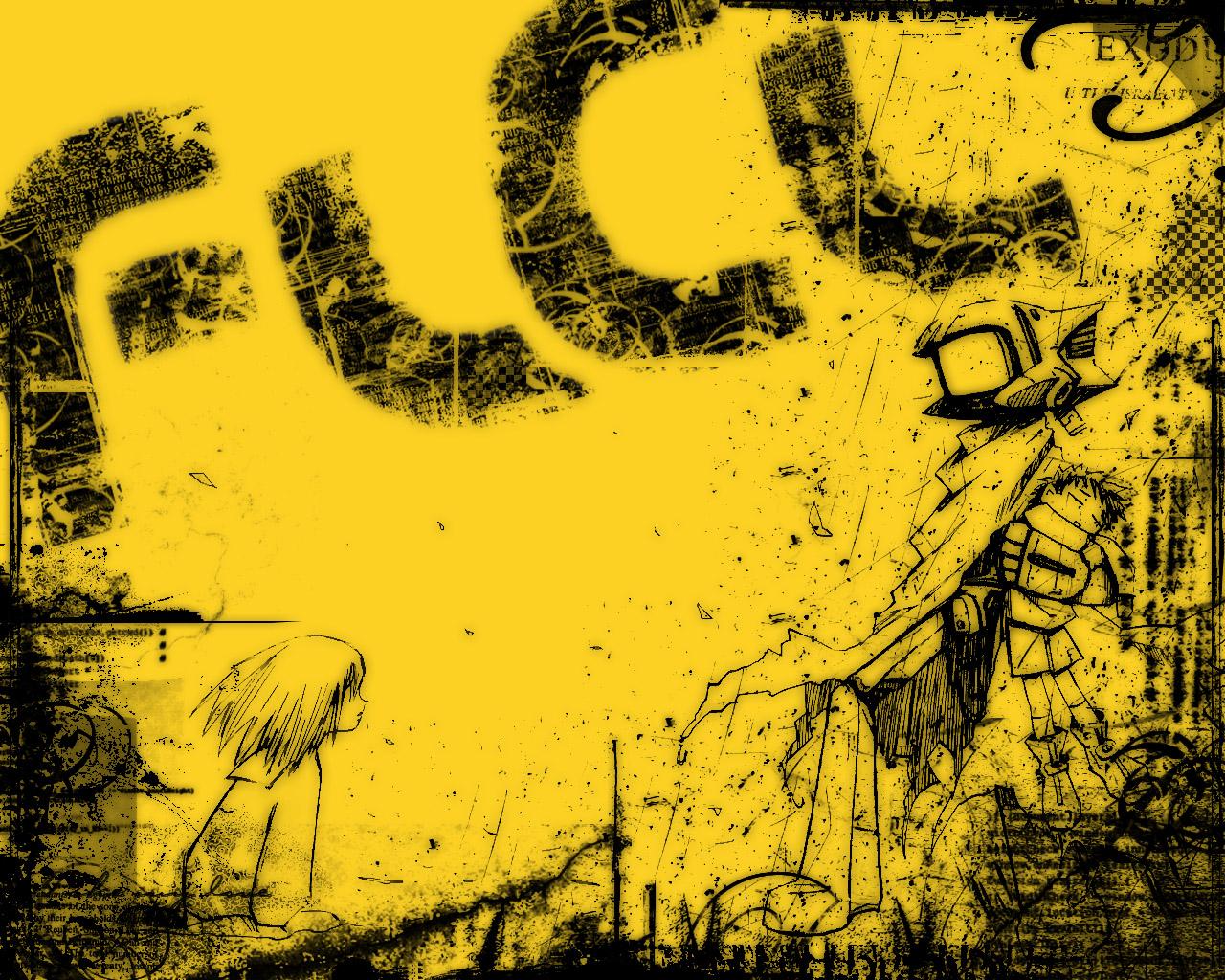 黄色フリクリ